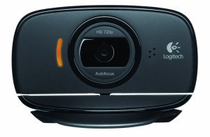 HD webcam with autofocus