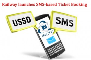 Railway-launches-SMS-based-Ticket-Booking