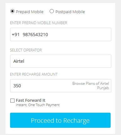 free mobile recharge coupons code for paytm