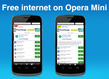 Latest Opera Mini 7.5.4 Handler for Free Internet Android APK