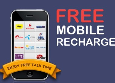 Top 9 Free Mobile Recharge Earning Sites and Apps in India