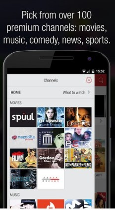 Flipps TV - Movies, Music & TV