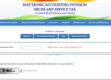 How to Pay Service Tax Online in India