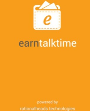"Download 'Earn Talktime App.' from here - "" Download Now """