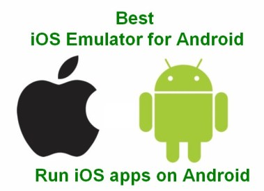 (Working iOS Emulator For Android) How to Run iOS Apps on Android Mobile