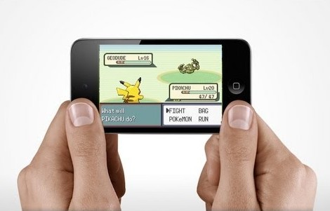 pokemon on iphone