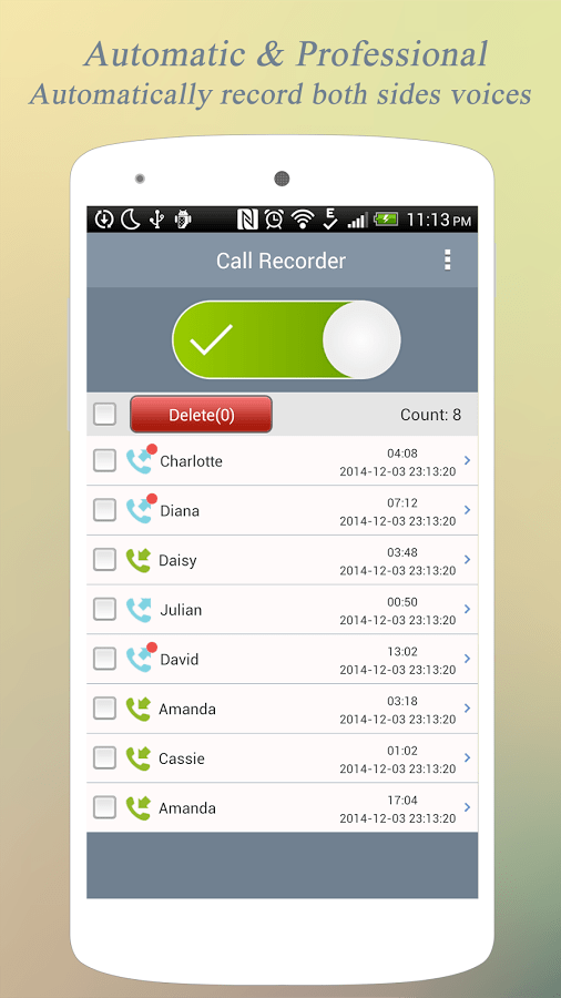 best call record app