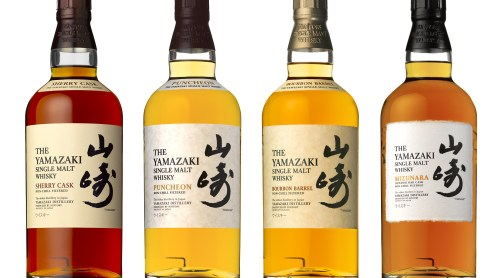 Best whisky brands in the world.
