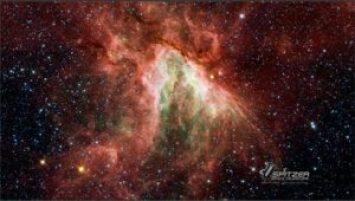 NASA Hidden Universe Theme