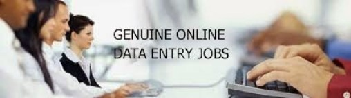 Genuine Online Part Time Jobs And Data Entry Jobs Available