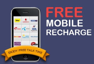 free mobile recharge earning sites