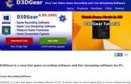 Game Screen Recorder Software for windows
