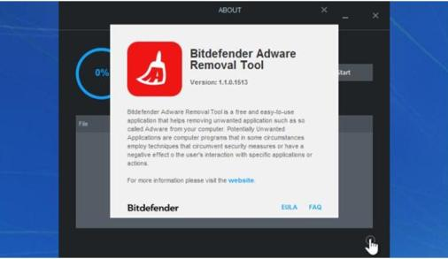 BitDefender Adware Removal Tool for PC and Mac
