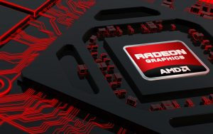 Radeon AMD processor chip hd wallpaper