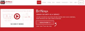 BitNinja CloudFlare alternative