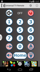 Easy Universal TV Remote app