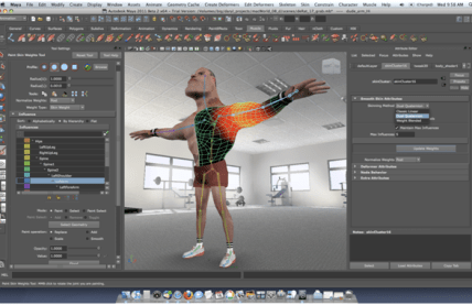 3d animating programs