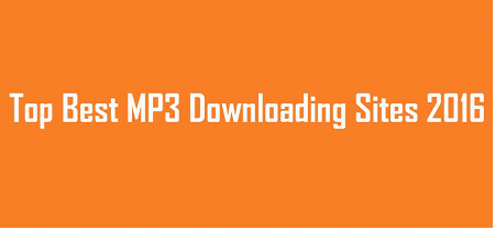 Best Free MP3 Downloading Sites