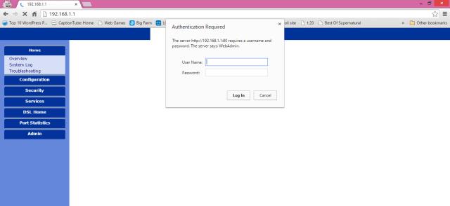 How to change bsnl broadband wifi password