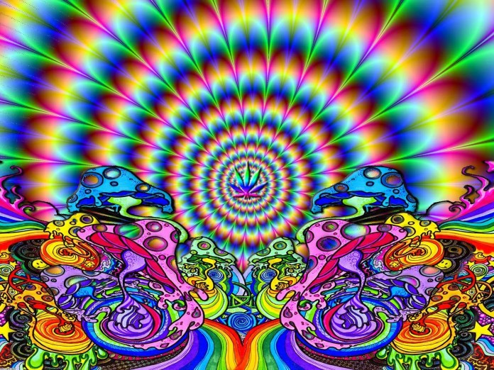 cool trippy wallpapers