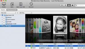 wondershare data recovery data