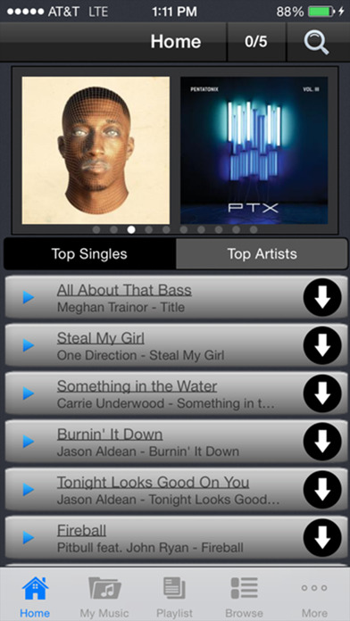 Best paid music download app for iphone