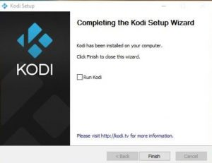 kodi-on-windows