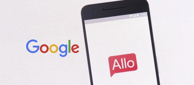 Google Allo app messenger