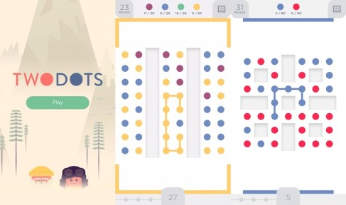 two dots by playdots