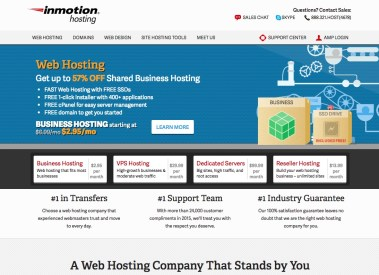 InMotion Web Hosting Review and Promo Coupon Code Offers 2017