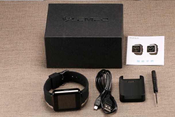 lemfo k1 smartwatch