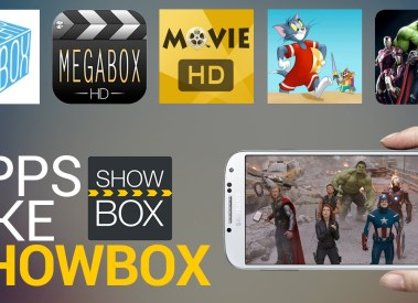 12 Apps Like Showbox :Best Alternatives to Watch/Stream Free HD Movies