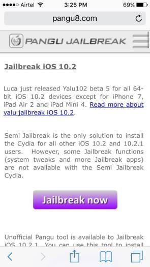 How to Jailbreak iOS 10 2/10 2 1 on iPhone 7, 7Plus, 6, 6s and iPad