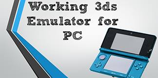 Best Working Nintendo 3Ds Emulator For PC and Android 2017