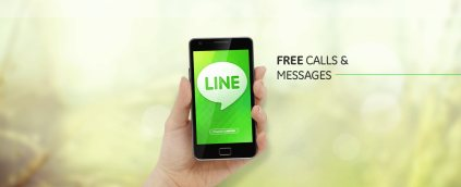 whatsapp alternative Line Messenger