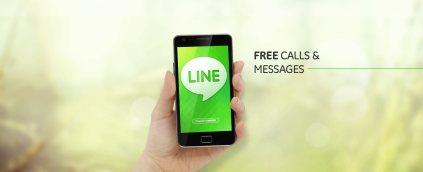whatsapp alternative Line Messenger