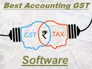 Best Accounting GST Software