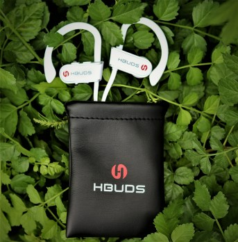 HBUDS- Sports Wireless Waterproof Bluetooth Headphones