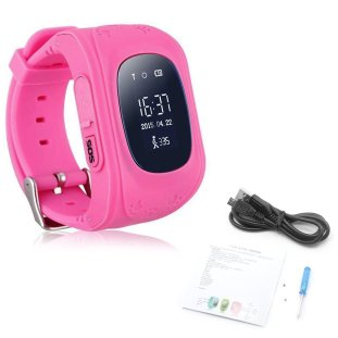 Best-Topshop Q50 GPS Tracker Children Smartwatch