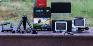EKEN H9R 4K Action Camera Ultra HD