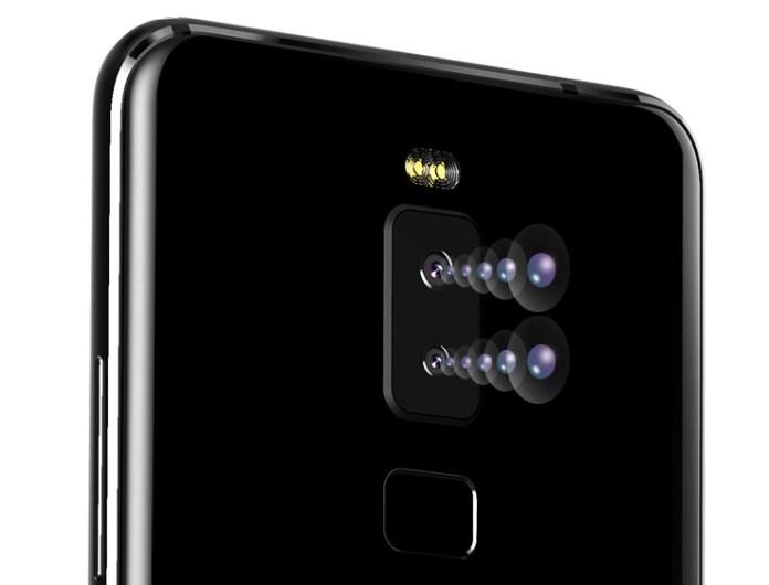 Leagoo S8 camera