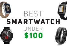 Best smartwatch under $100