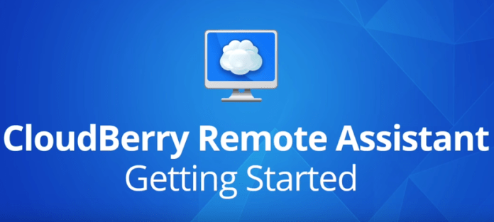 cloudberry remote assistant review