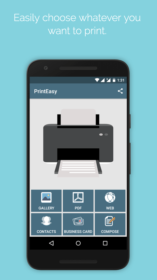 best android wireless print app