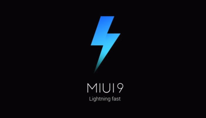 Lightening fast MIUI 9 and MIUI 10