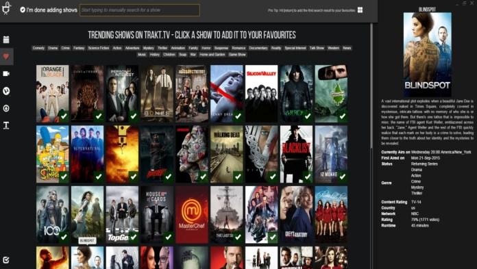 best tv show download website