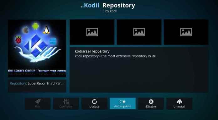 best kodi repository