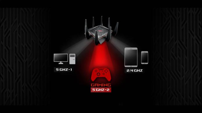 best gaming wifi router