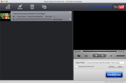 macx video downloader