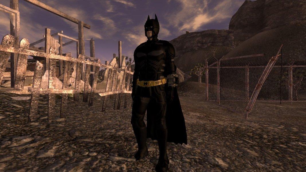 New Vegas Batman